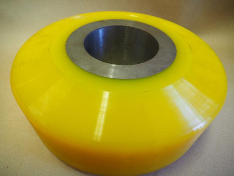 Bonded Polyurethane Wheel