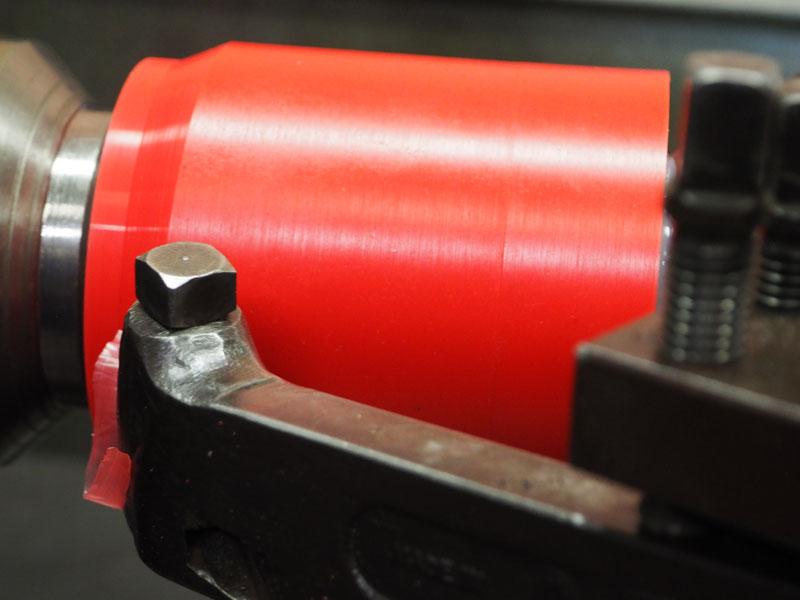 Machining Polyurethane